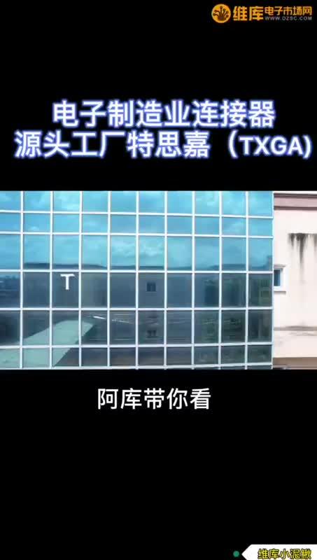 �子制造�I�B接器源�^工�S特思嘉(TXGA)